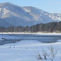 Катунь в районе теплых озер :: Galaelina