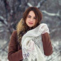 Зимнее :: Вера Сафонова