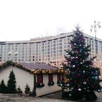 Славянская гостиница :: Татьяна Колганова