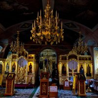 В Стретенской церкви ... :: Анатолий. Chesnavik.