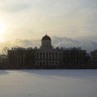 Пушкинский дом :: Наталья Левина