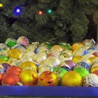 Украшение Новогодней елки :: татьяна петракова