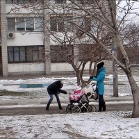 Ручки не замёрзли?.. :: Нина Корешкова