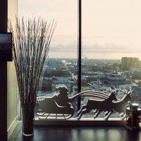 Окно с украшениями :: Aнна Зарубина