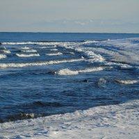 Ледяные волны :: Валентин Когун