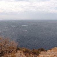 Море в сентябре. :: Оля Богданович