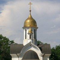 Церковь в Донецке. :: Оля Богданович