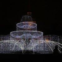 фонтан из света :: Валентина