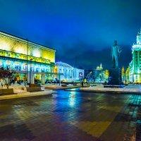 Москва, площадь Маяковского :: Игорь Герман
