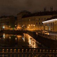 Россия, Санкт-Петербург, за 3 часа до Нового года.. :: Ирина Малышева