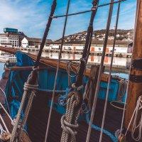 Old boat :: Alena Kramarenko
