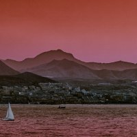 горы как волны! :: Ирина Смирнова