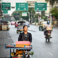 На улицах Бангкока :: staffin _