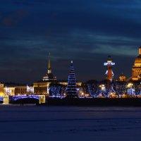 Новогодний Петербург :: Наталья Левина