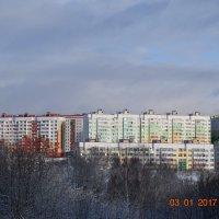 Новостройка :: Геннадий Кульков