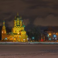 Вечер в Останкино :: Александр Орлов