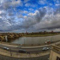 Дрезден. Вид на Эльбу :: Peiper ///