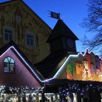 Рождество в Янтарном :: Марина Домосилецкая