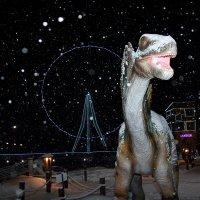 в Юркинпарке ледниковый период... :: Игорь