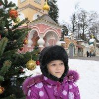 Милая незнакомка :: Людмила Лихоманова