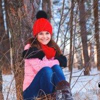 Зима не повод для грусти, в ней есть и счастье. :: Каролина Савельева