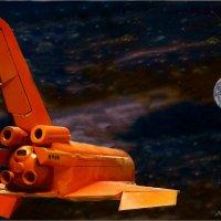 Домой! Или возвращение Красного Петуха на Землю... :: Кай-8 (Ярослав) Забелин
