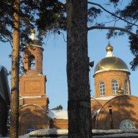Покровская церковь :: Олег Афанасьевич Сергеев