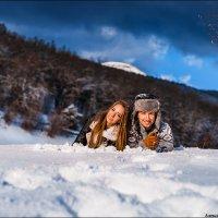 Кристина и Андрей :: Алексей Латыш