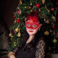 Красная маска :: Анна Миронова