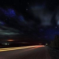 Ночь и тишина :: Роман Воронцов