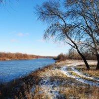 Первый день зимы. :: Владимир Горбунов