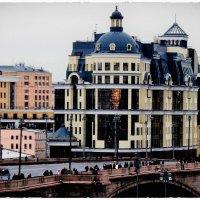 Открытка на память о Москве. :: Лара ***