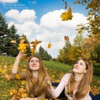 Осень :: Ася Харченко