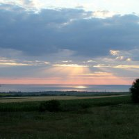 Рассвет над Днестровским лиманом :: Дмитрий Сиялов