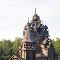 Усадьба Богословка в Петербурге :: GalLinna Ерошенко