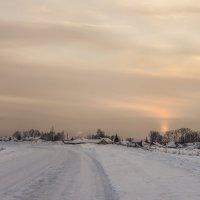 На исходе зимнего дня :: cfysx