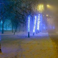 Новогоднее настроение. :: Сергей Щербатюк