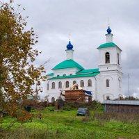 Смоленская церковь д.Ново-Горбово :: Андрей Куприянов