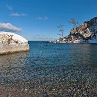 Прозрачные воды священного озера :: Анатолий Иргл