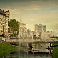 Казанскими улочками... :: Андрей Головкин