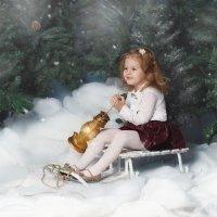 Девочка :: Светлана Казьмина