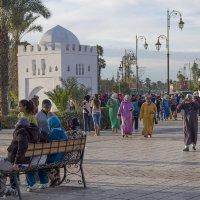 Улицы Марракеша :: Светлана marokkanka