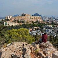 Вид на Акрополь :: Владимир Брагилевский