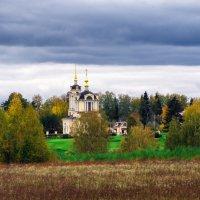 церкви Подмосковья. д.Комлево :: Андрей Куприянов