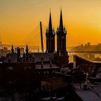 Владивосток - город контрастов :: Олег Семенов