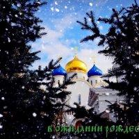 В ОЖИДАНИИ РОЖДЕСТВА :: Анатолий Восточный