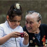 Смотри,бабушка! :: Алексей Патлах