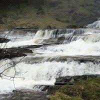 Каскадный водопад Твиндефоссен :: Елена Павлова (Смолова)