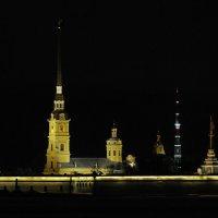 Вечернии питерские открытки.. :: tipchik