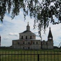 Спасо-обыденская церковь :: Алексей Хохлов